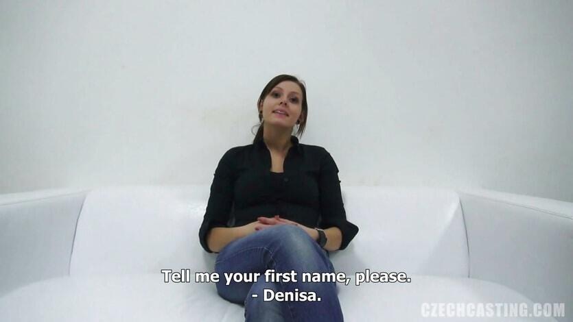 Český Casting – DENISA (7634)