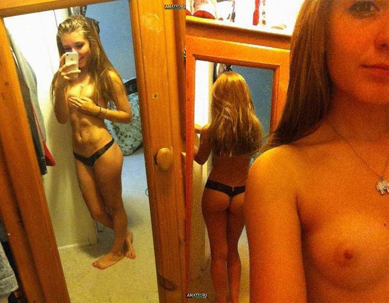Roztomilý Teens nahé fotky